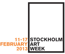 Stockholm Art Week - dedicated to contemporary art