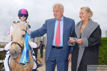 Stefan Friborg sponsrar ponnygaloppen