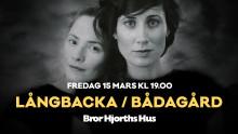 LÅNGBACKA/BÅDAGÅRD - pop med folksjäl i unik miljö