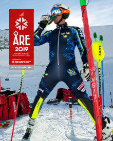 NOCCO ny sponsor av alpina VM 2019