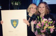 Gröna Lund vann S:t Julianpriset för bästa arbetsgivare