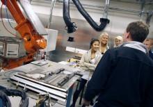 Internationellt erkännande för Högskolan Västs ingenjörsprogram