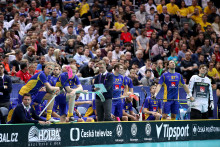 Sverige förlorade VM-finalen mot Finland