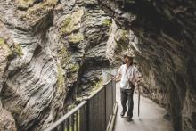 Auf den Spuren der Säumer, Pilger und Römer – Historische Wanderwege in der Schweiz