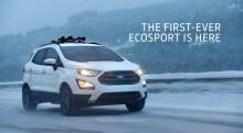 A vadonatúj EcoSport marketingkampánya a Ford eddigi legátfogóbb SUV-reklámkampánya az USA-ban; a februárban debütáló új kreatív anyag elsősorban valódi történetekre építkezve teremt érzelmi kapcsolatot a vásárlókkal