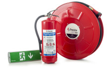 Presto Brandsäkerhet AB reducerer miljøbelastningen og sparer penge