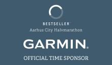 Med Garmin som officiel tidssponsor er der styr på dit løbetempo til BESTSELLER Aarhus City Halvmarathon den 24. juni.