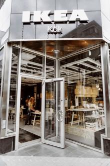 IKEAs köksbutik i Stockholm expanderar