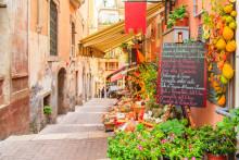 Fem pittoreska byar i Italien