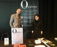 Opulens väljer ETCs bokmässa i Göteborg