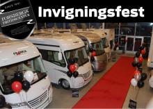 Invigningsfest av Forsbergs Fritidscenters nya lokaler i Sollentuna