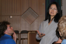 Designhögskolan tänjer på gränserna med gemensamma krafter
