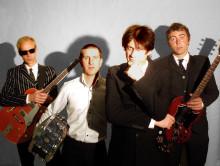 The Men spelar på en spansk 60-talsfestival i helgen.