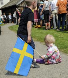 Nationaldagsfirande och konsert med Arja Saijonmaa på Kulturen i Lund