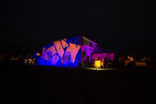 St Andrew's Day launch for Scotland's newest winter light spectacular