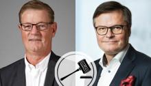 Boris lämnar över Mio-klubban till Kenneth Bengtsson