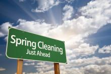 Kevätsiivous tekemättä? Viledan vinkeillä puhdistat kotisi helposti ja nopeasti