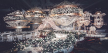 Pan Pacific Ningbo unveiled 2018 Wedding Show  to carry out newlyweds' dream day
