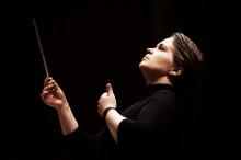 Finska Eva Ollikainen blir ny chefdirigent för Nordiska Kammarorkestern