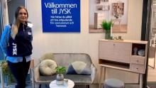 JYSKs första butik flyttar till Mobilia