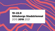 Göteborgs Stadstriennal 19–22 september – Ta plats i samtalet om framtidens Göteborg