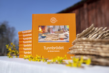 Tunnbrödets svenska historia berättas i ny bok