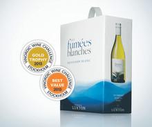 Les Fumées Blanches tar hem GULD i Vinordic Wine Challenge!