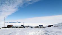 Antarktissäsongen har inletts