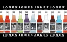 Gray's American Stores lanserar Jones Soda Co.