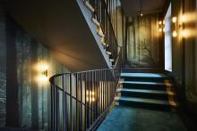 Stylt skapar livsnjutarhotell för Credit Suisse