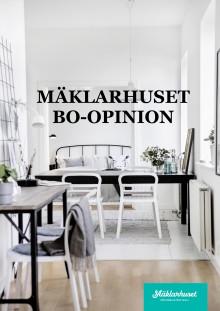 Mäklarhuset Bo-Opinion, juli 2017