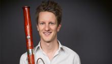Färgat av fagott – Musica Vitae och Sebastian Stevensson