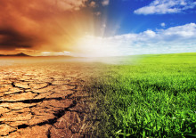 How does climate change affect the continuity of your organization?