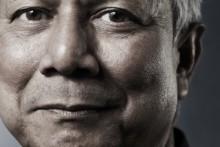 Watersprint and Nobel Peace Prize Laureate, Professor Muhammad Yunus, create a sustainable clean water solution in Bangladesh