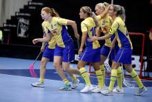 Succé för Granstedt när Sveriges damer vann Finnkampen