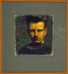 Ragnar Ljungmans kraftfulla måleri visas på Långban Moderna