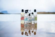 Produktnyhet: Klar - ny svanemerket serie med rengjøringsprodukter