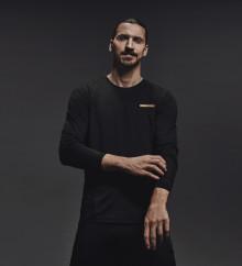 Zlatans klädmärke A-Z tillbaka på Stadium