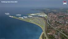 Trelleborgs Hamn AB föreslås få medfinansiering från EU för slutförandet av hamnutbyggnaden!