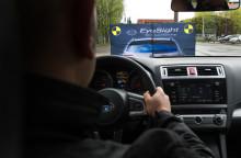 Testaa Subarun törmäyksiä ehkäisevä EyeSight viikonloppuna Auto 2016 -tapahtumassa