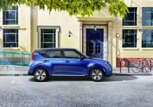 Premiär för nya elektriska Kia e-Soul på bilsalongen i Genève