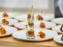 Bocuse d'Or 2016/2017: Villeroy & Boch congratulates the winners in person in Lyon