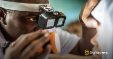 New data for World Sight Day shows global blindness is lower than expected
