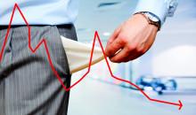 Antalet konkurser fortsätter minska
