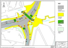 Work starts on improved pedestrian and cycle crossing in Radcliffe