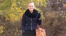 Veckans stjärnbarnvakt - Anna från Solna