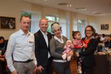 Flüchtlinge feiern Weihnachten im ibis Hotel Hannover Medical Park