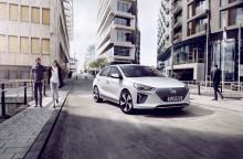 Hyundai IONIQ electric är Årets Elbil 2017