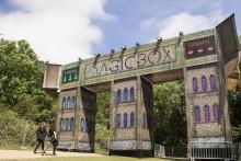 Kør cabana-stilen på Magicbox