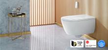 German Brand Award 2018 pour Villeroy & Boch : le WC lavant ViClean-I 100 et la marque ont été récompensés